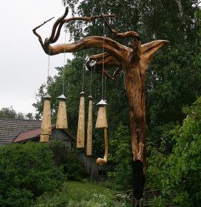 Puutikkalan raitin taidetta