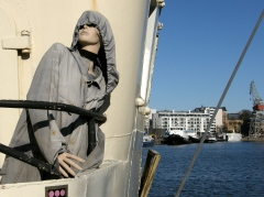 Helsinki by ship