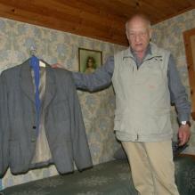 Harri Tapper ja muistojen takki