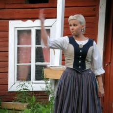 tukkijoella Kirsi Stahlberg