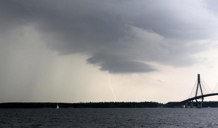 Myrsky Raippaluoto