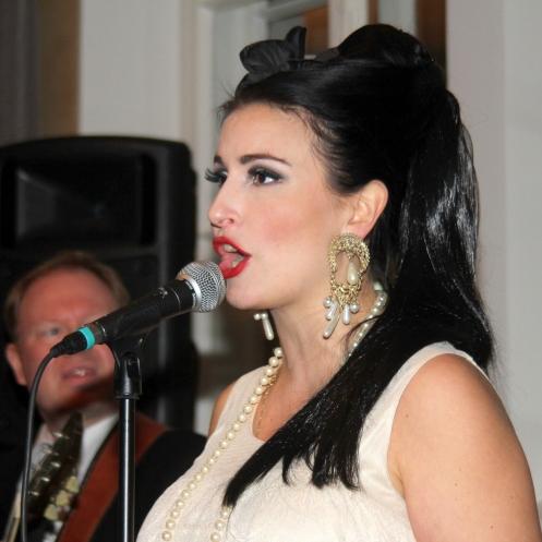 Maria Lund laulun taikaa