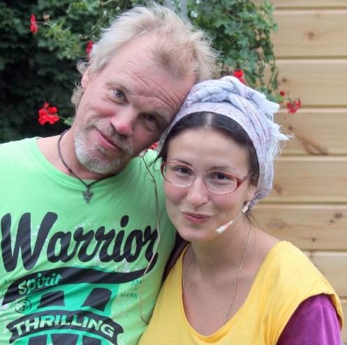 Maria Lund ja Jyrki Kemppainen